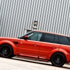 The Copper Metallic Cosworth Powered Range Rover RS600 by A Kahn Design