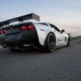 Corvette Z06X Track Car Concept