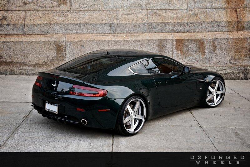 Aston Martin Vantage D Forged Cv