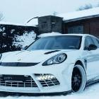edo competition Porsche Panamera Turbo