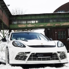 edo competition Porsche Panamera Turbo