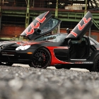 edo competition Mercedes-Benz SLR McLaren 722 Black Arrow
