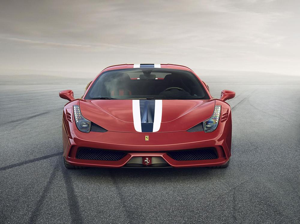 The Track-Focused Ferrari 458 Speciale Exposed