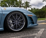Ferrari F430 Axiom Wheels