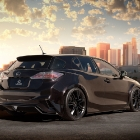 Five Axis Lexus CT 200h Tuning