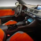 Five Axis Lexus CT 200h Tuning