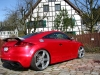 "FolienCenter NRW gives us the Audi TT RS ""Red Lightning"""