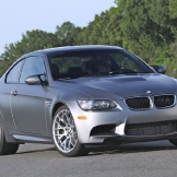 2011 Frozen Gray M3 Coupe