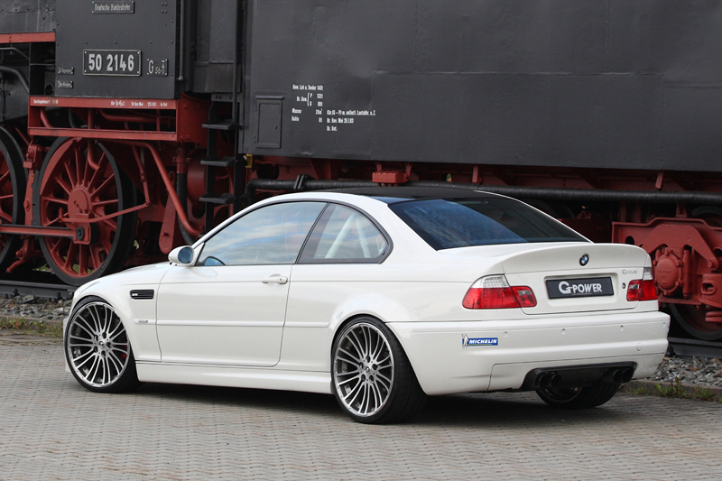 Boosted The G Power E46 M3 Tuning Program