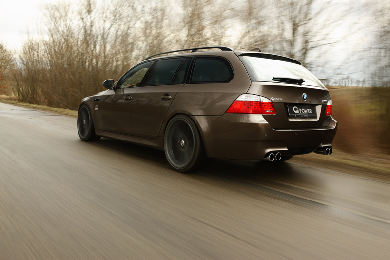 g power bmw m5 hurricane rs touring exposed. Black Bedroom Furniture Sets. Home Design Ideas