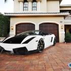 Lamborghini Gallardo Spyder w/COR F1 Bravas