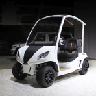 Garia Mansory Edition Golf Cart