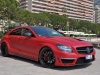 German Special Customs CLS 63 AMG