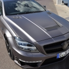 "The new German Special Customs ""Stealth"" CLS63 AMG Tuning Program"