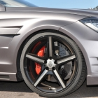 German Special Customs Stealth CLS63 AMG Tuning