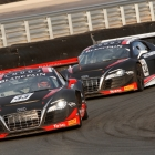 Belgian Audi Club WRT Inter Team Rivalry in Qualifying