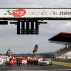 Drivers Photo on the Navarra Circuit