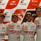 Hexis Racing Drivers Photo