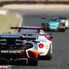 Hexis Racing McLaren Making Progress in the Race