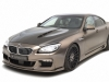 Hamann Brings New Upgrades to the BMW 6 Series Gran Coupe M Pack