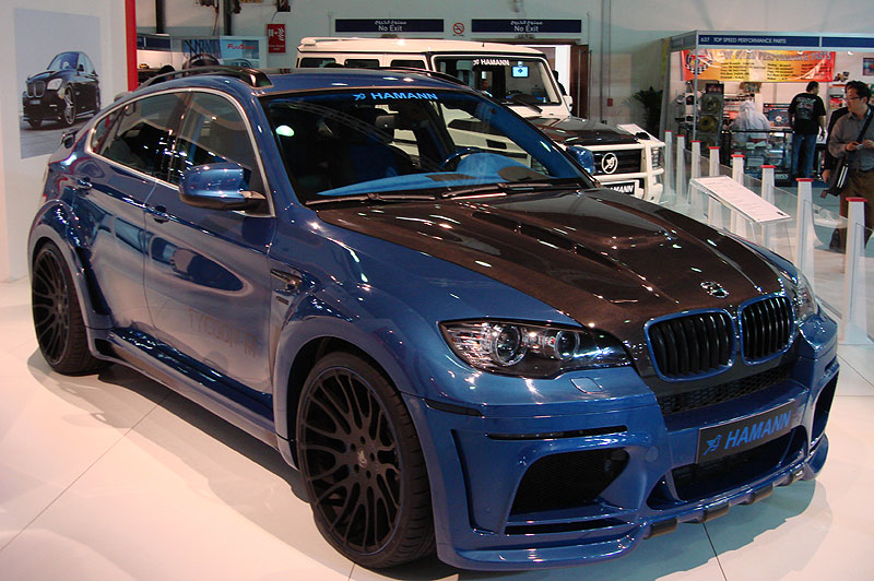 Hamann Motorsport Tycoon Evo M Exposed
