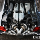 Heffner Performance Twin-turbo Audi R8 V-10