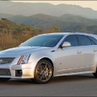Hennessey Performance CTS-V Burning Rubber