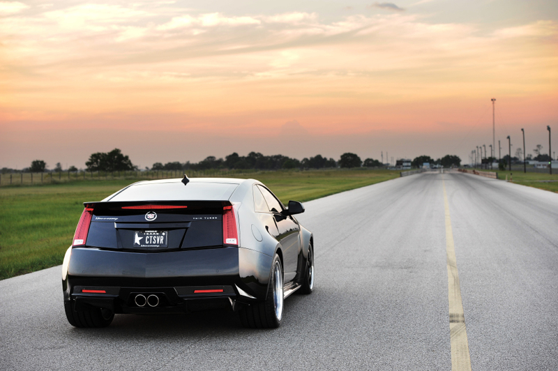 The Hennessey Vr1200 Cts V Coupe Says Bugatti Who