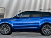 Imperial Blue Range Rover Evoque by A Kahn Design