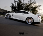 ISS Forged Nissan GTR