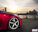 ISS Forged Lexus IS-F