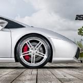 ISS Lamborghini Gallardo Forged Wheels