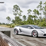ISS Lamborghini Gallardo Forged Wheels
