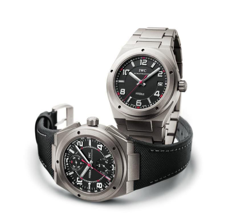 iwc ingenieur amg watch wednesday watch. Black Bedroom Furniture Sets. Home Design Ideas