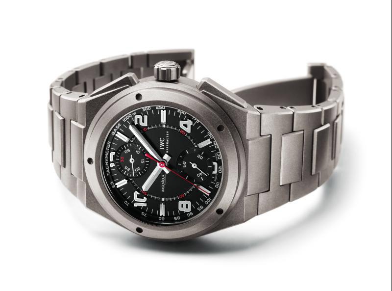 News: IWC Ingenieur Chronographe 50th Anniversary Mercedes AMG Iwc-ingenieur-amg-3