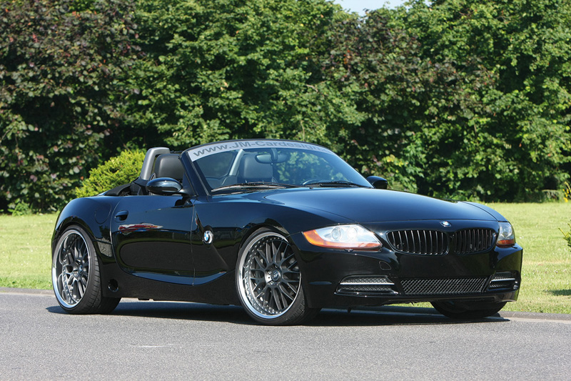 Jm Cardesign Makes The Bmw E85 Z4 Look Like The New Bmw E89