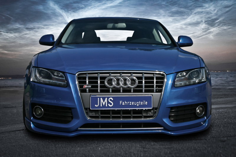 jms tuning modifies the audi a5 s5. Black Bedroom Furniture Sets. Home Design Ideas
