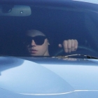 Justin Bieber\'s Chrome Fisker Karma