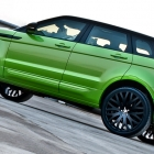 The Kahn Evoque RS250 Gets some Italian Style