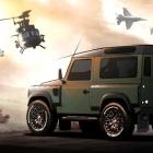 Kahn Land Rover Defender Concept 17