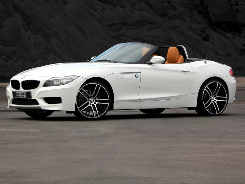 kelleners sport tunes the bmw z4 e89. Black Bedroom Furniture Sets. Home Design Ideas