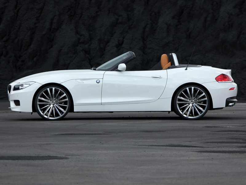 Kelleners Sport Tunes The Bmw Z4 E89