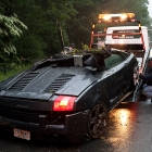 The Bear Mountain Lamborghini Crash