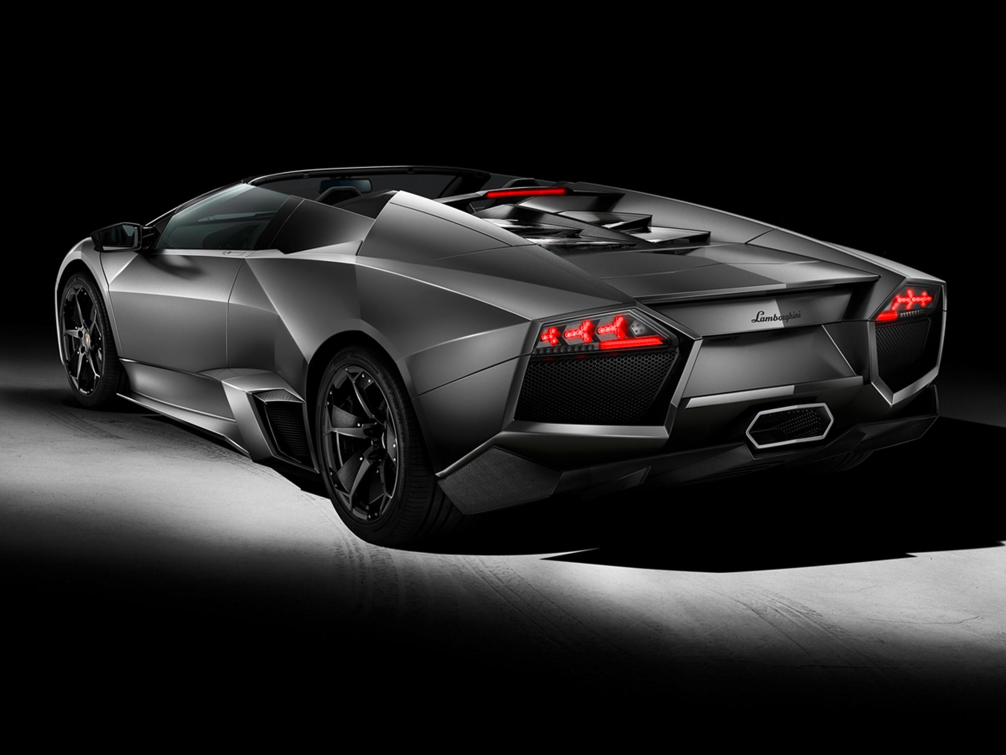 Lamborghini Reventon Roadster Pics Specs At Motoringexposure Com