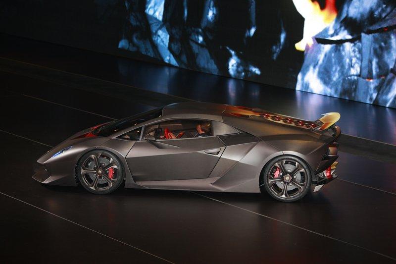 Lamborghini Sesto Elemento Specifications Leaked