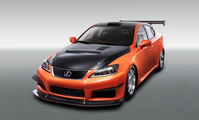 Lexus at 2011 Tokyo Auto Salon