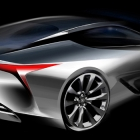 Lexus LF-LC Hybrid Sports Car Concept