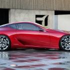 Lexus LF-LC Hybrid Sports Car Concept