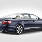 Royal Wedding Lexus LS 600 h