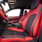 Lumma Design CLR 558 GT Porsche Cayenne Diesel Interior